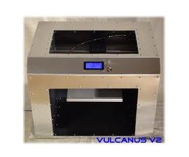 Vulcanus V2 Reprap 3D Printer