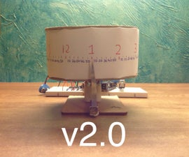 Arduino Clock V.2.0