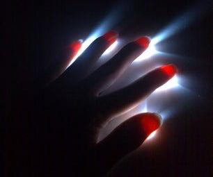 Illuminate Your Fingers