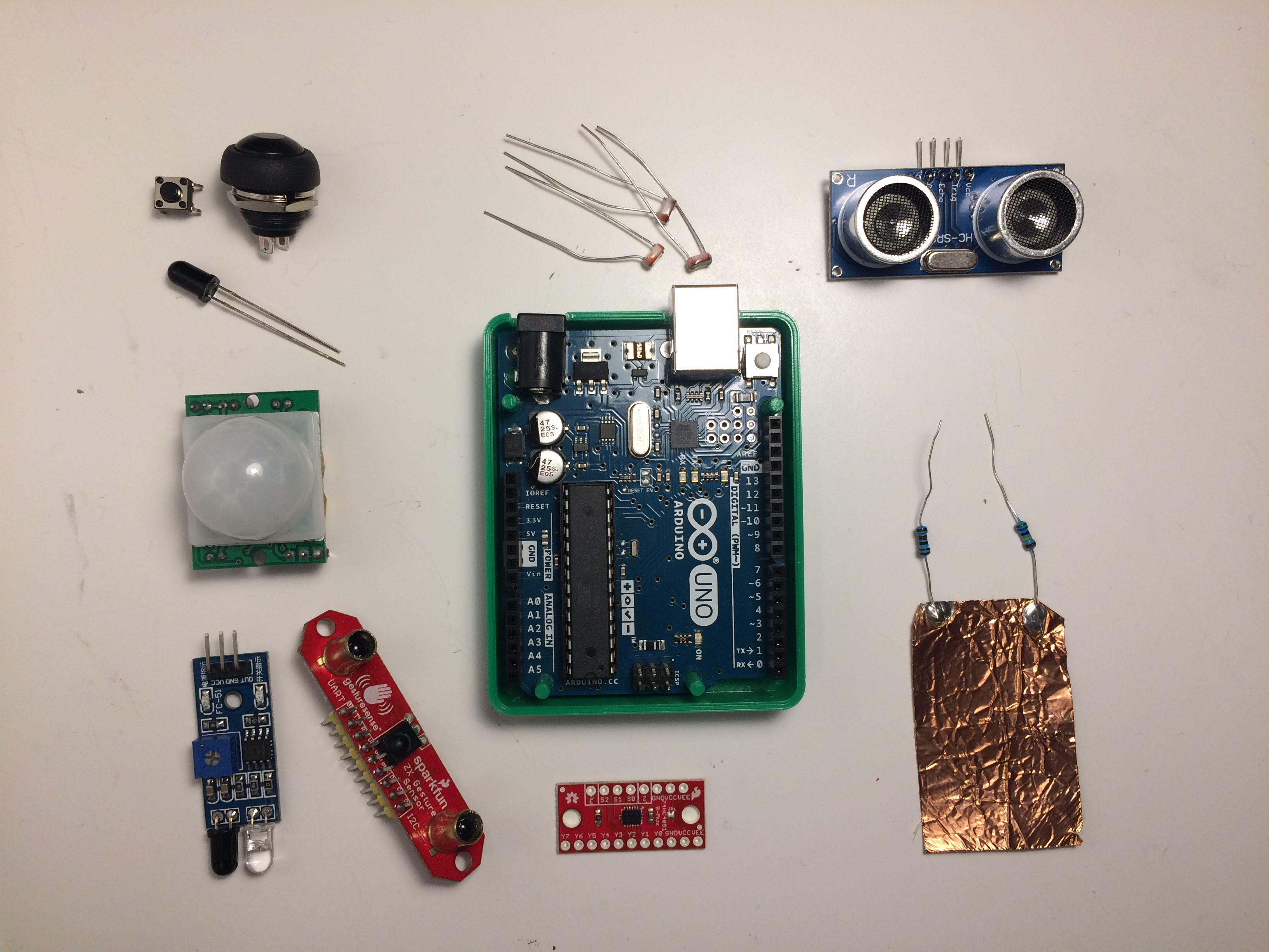 Picture of Selecting the Right Sensor for Arduino Projects