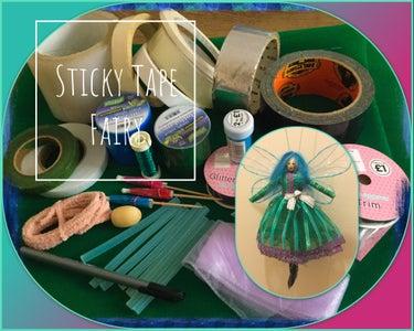 Sticky Tape Fairy