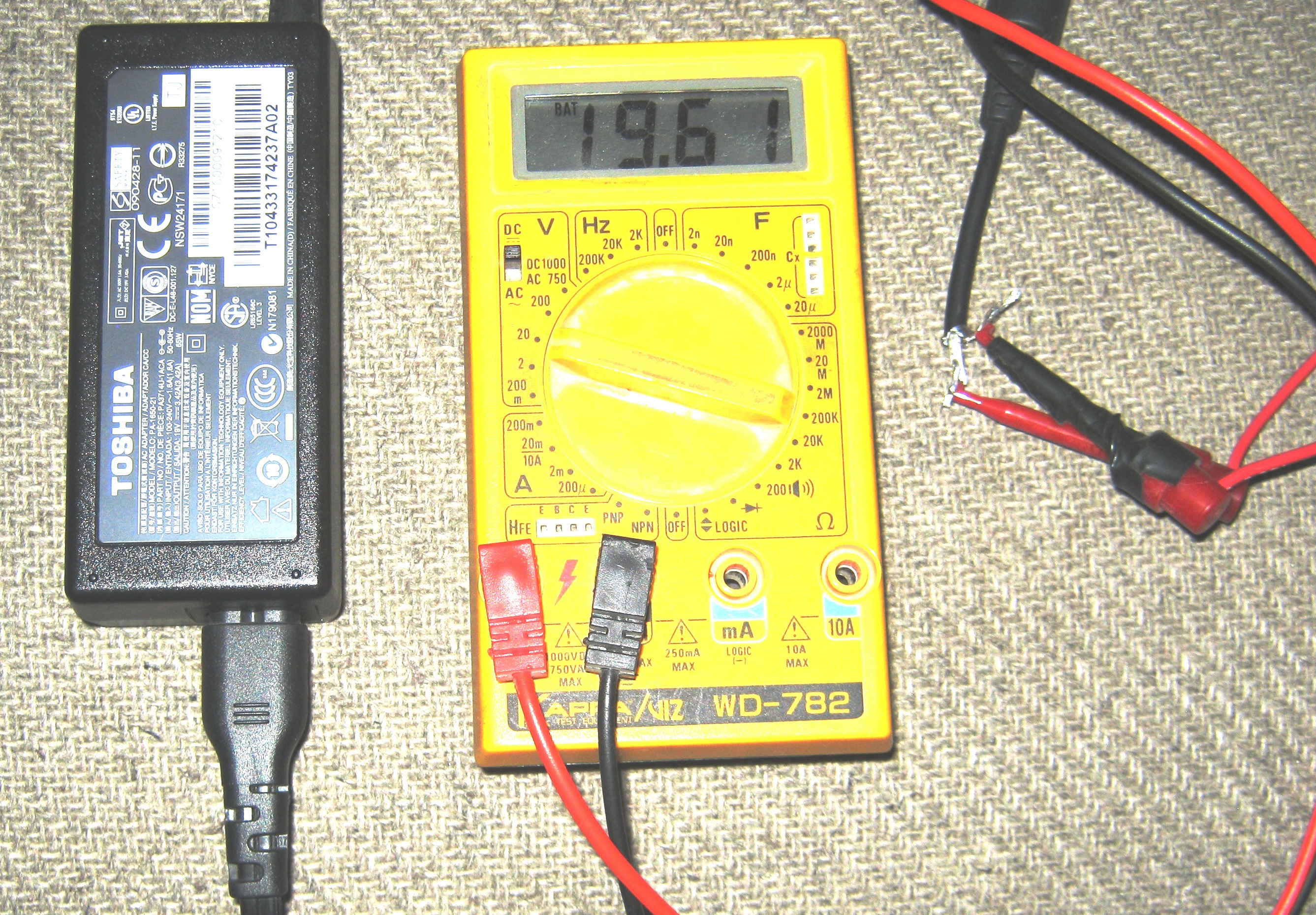 Picture of Power Supply Tips by LOG