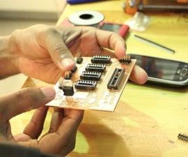 How to Make PCBs Using Modela MDX-20