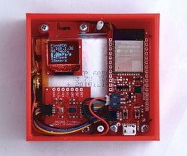 DIY Air Quality Sensor + 3D Printed Case