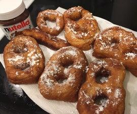 How to make Firi Firi: A Tahitian Donut