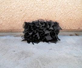 """DIY Christian Louboutin """"Petal"""" Bag"""