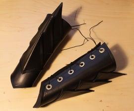 Craft Foam Bracers