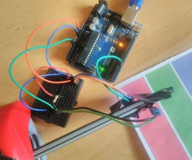 Arduino Color Detector Based on Ws2812b RGB Diode