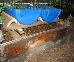 Natural Heating Source  for Aquaponics