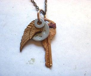 Latchkey Necklace