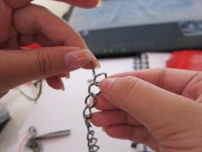 Step 5: Thread the Chain