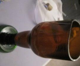 Wine Bottle Goblet
