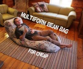 Multiform Beanbag for Cheap
