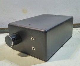 DIY USB DAC Amplifier!