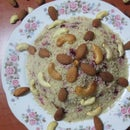 Northwest african sweet couscous