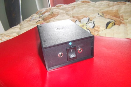 Putting Circuit Into Box