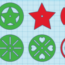 Designing Robot Wheels in Tinkercad