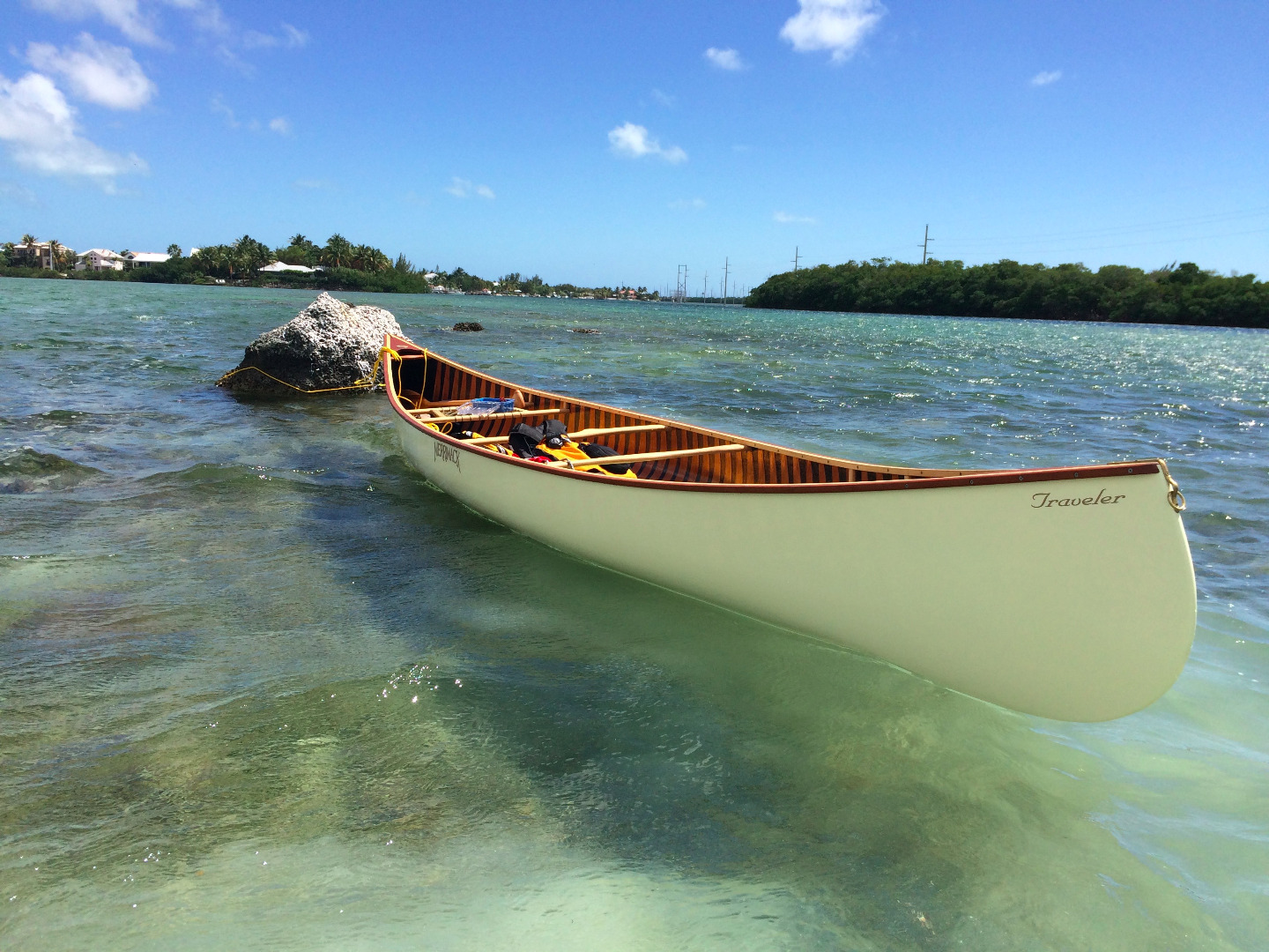 Picture of How to Clean a Canoe After Ocean Use