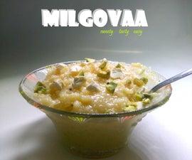 Milgovaa Milk Sweet