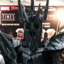 Sauron Armour Cosplay!