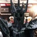 Sauron Armour Cosplay!