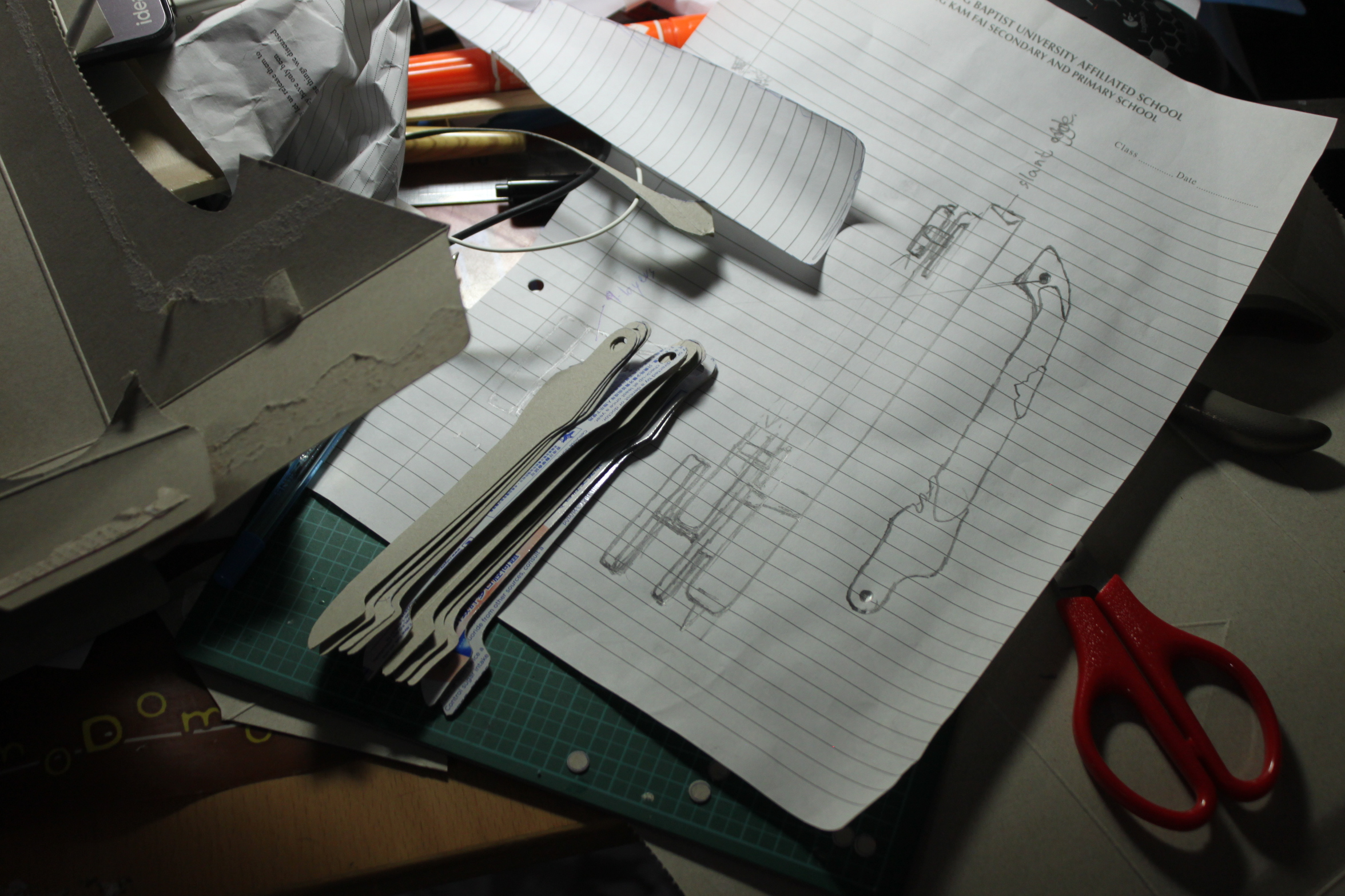 Picture of Part 3: the Rotating Bow Limbs and the Arrow ...