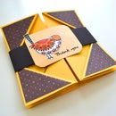 Thanksgiving DIY Crafts - Napkin Fold Card