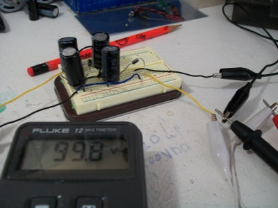 How to Make a Voltage Multiplier