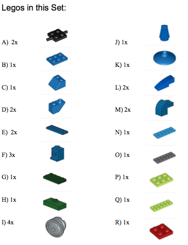Picture of Confirm the Lego Inventory