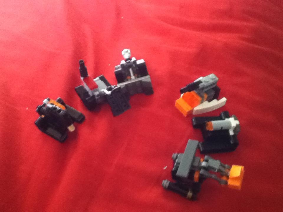 Picture of Termination Minicon Squad