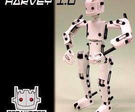 Strawbots: Harvey 1.0