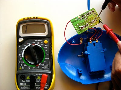 Multimeter and Switch Detection