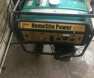 Getting My Generator Ready for Hurricane Season