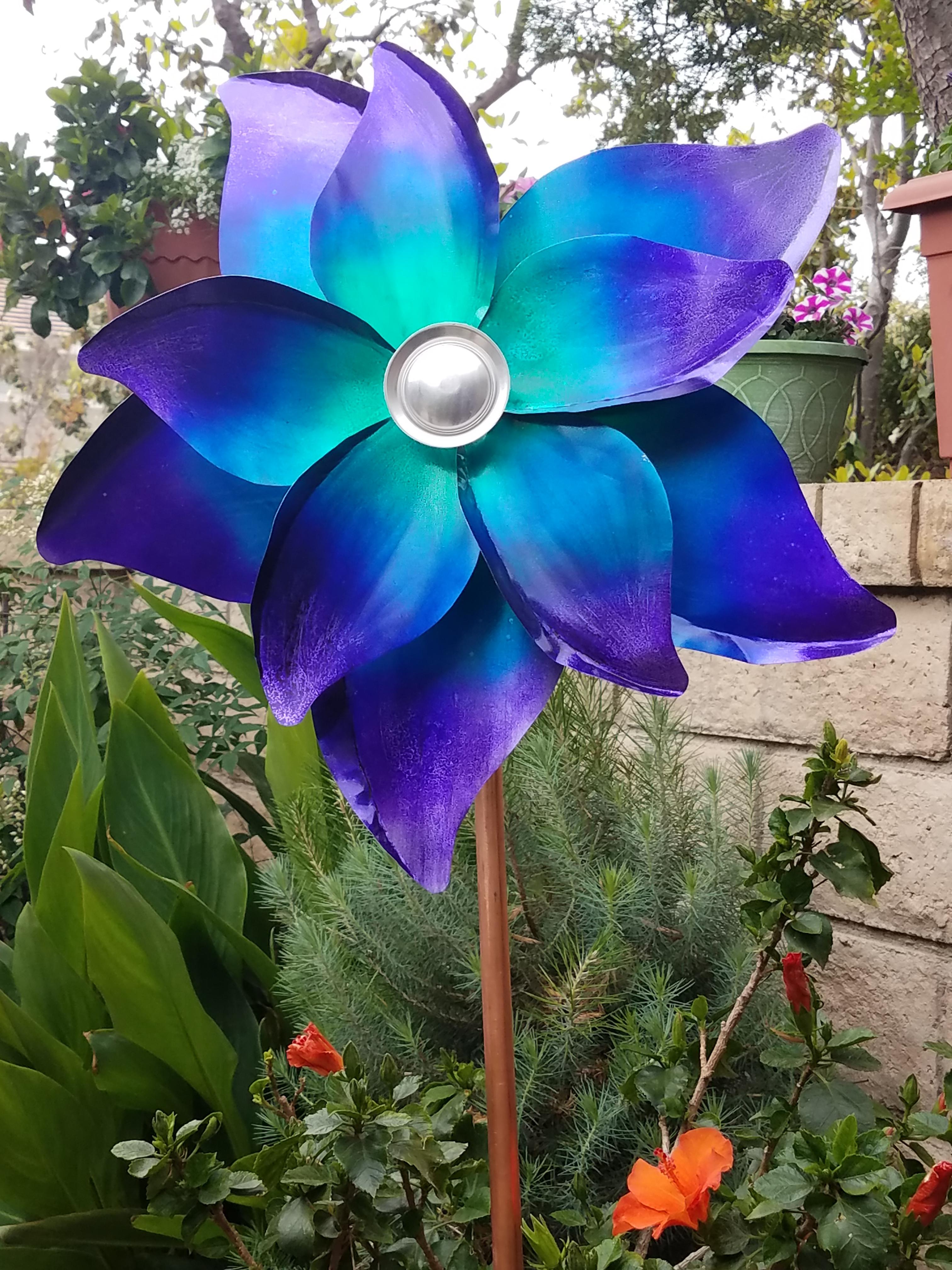 Picture of Flower Garden Spinner