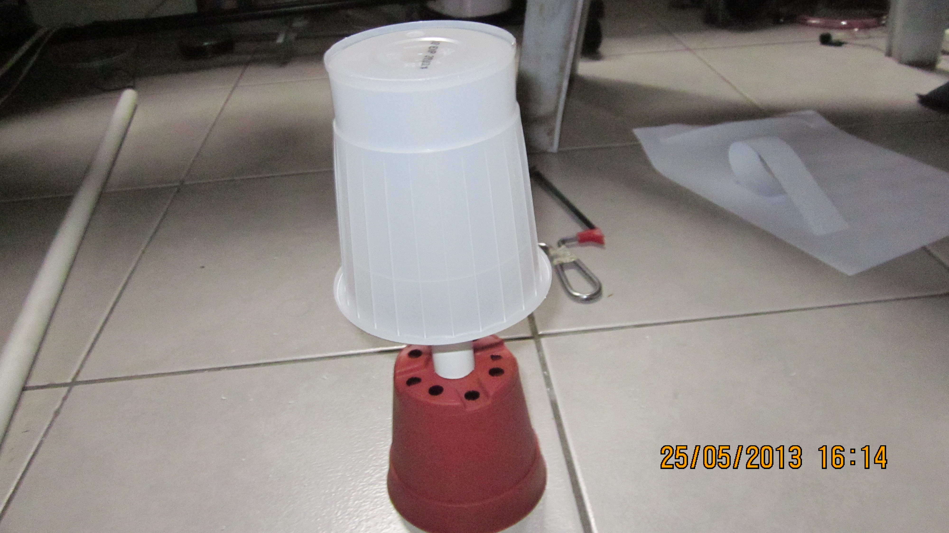 Picture of 12V Sleeping Lamp