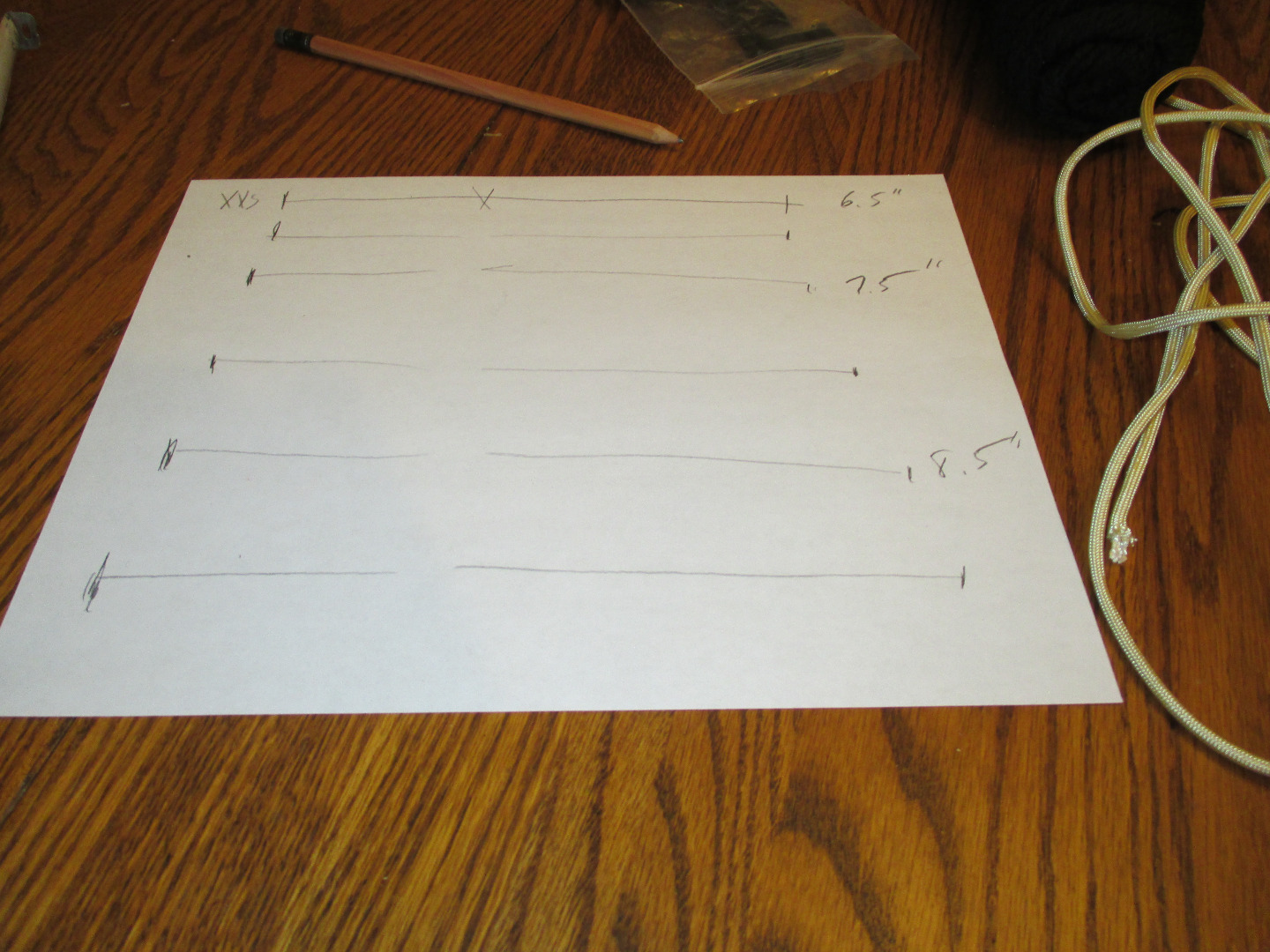 Picture of Sizing and Figuring