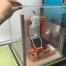 Flat Pack 3D Printer Enclosure