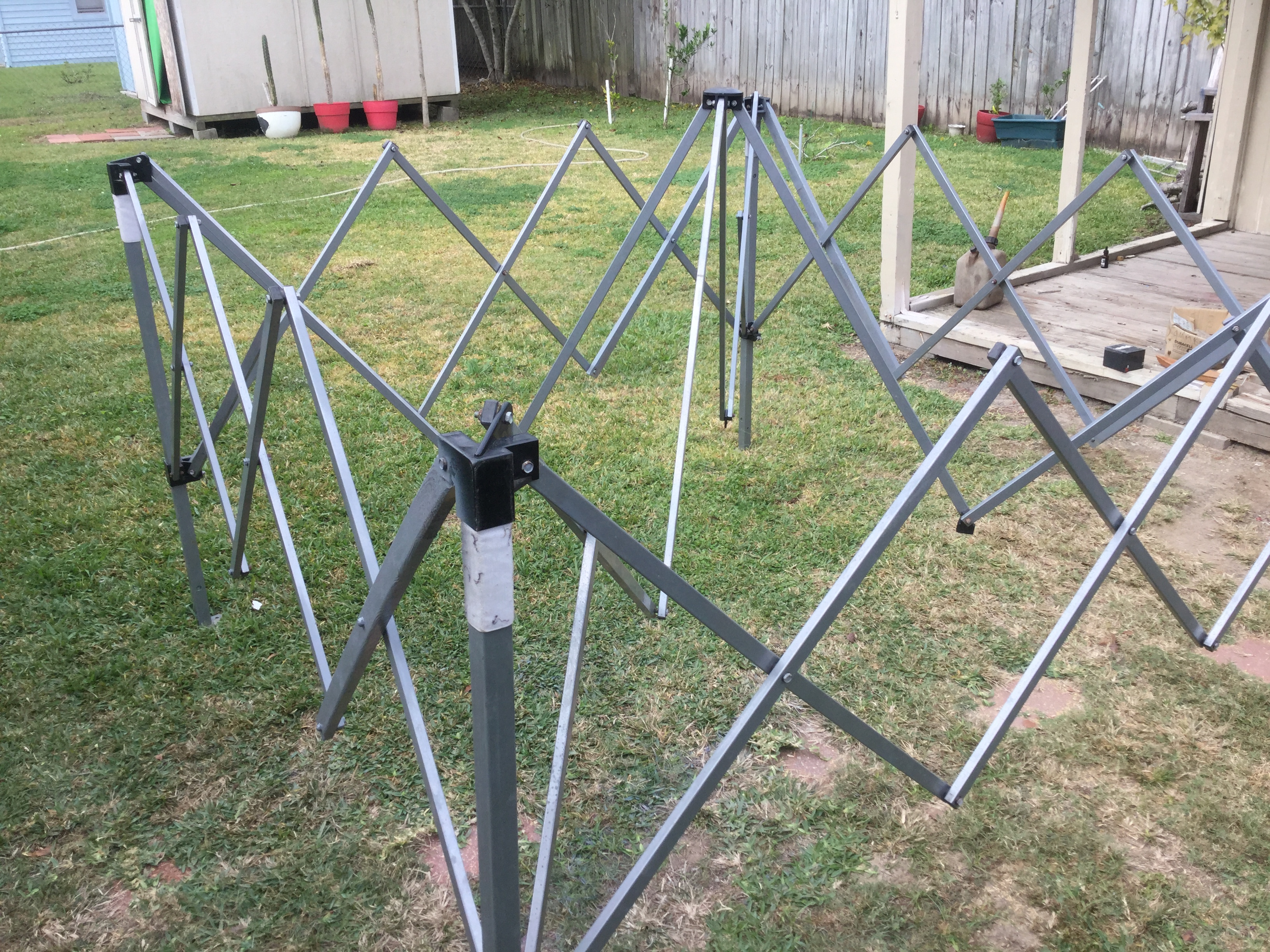 Picture of Repairing Canopy Frame Ribs