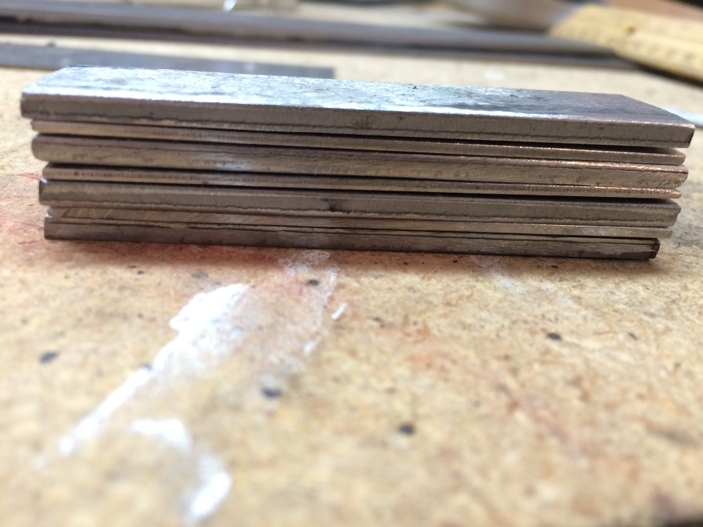Picture of Assemble the Billet