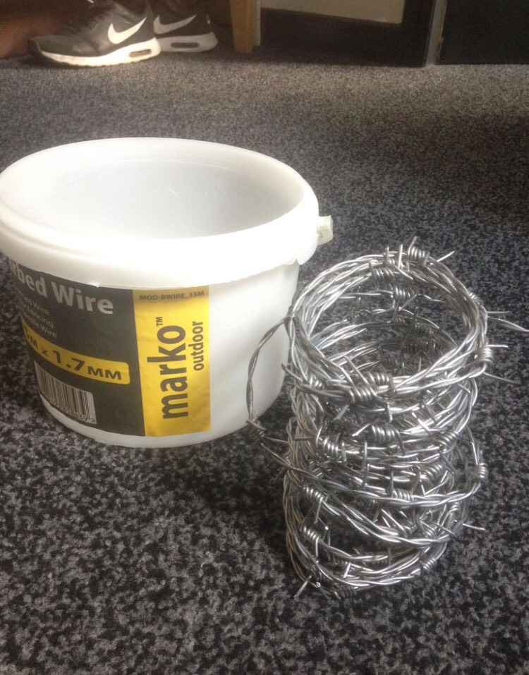 Picture of The Barbed Wire