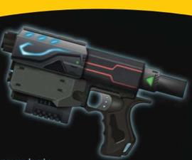Nerf Modding 101: Recon CS-6