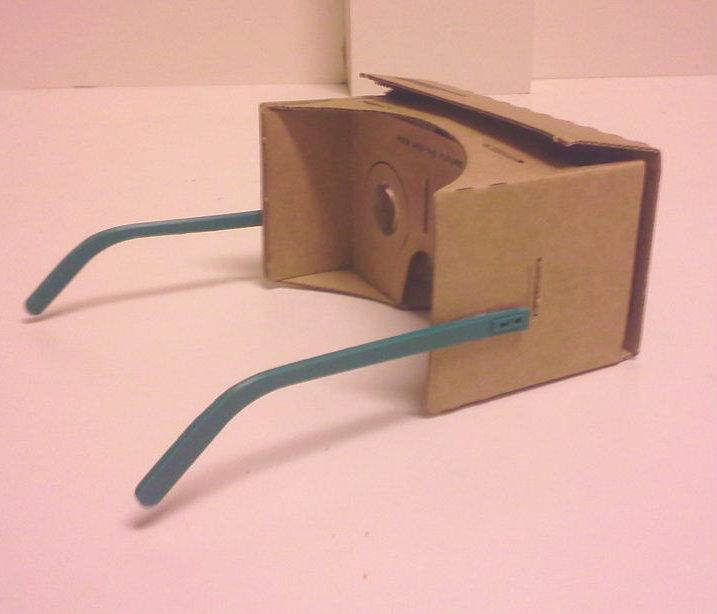 Picture of DODOcase - Glasses Modification - Build Night
