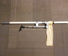 15-Minute Snow Hand Cannon