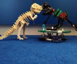 K'nex T-Rex!