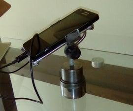 Suporte Metálico Para Smartphone - Metal Phone Stand
