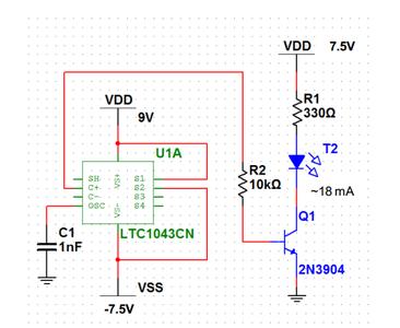 PPG Circuit