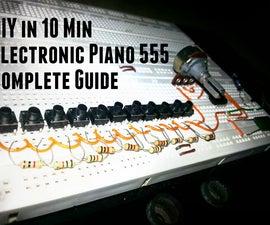 DIY Electronic Piano