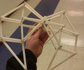 3D Printed- Theo Jansen Mechanism steps