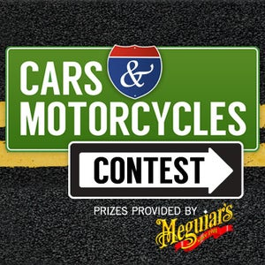 The Cars & Motorcycles Contest has started!