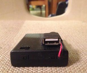 Glove Box Gadget Mini Cellphone Charger